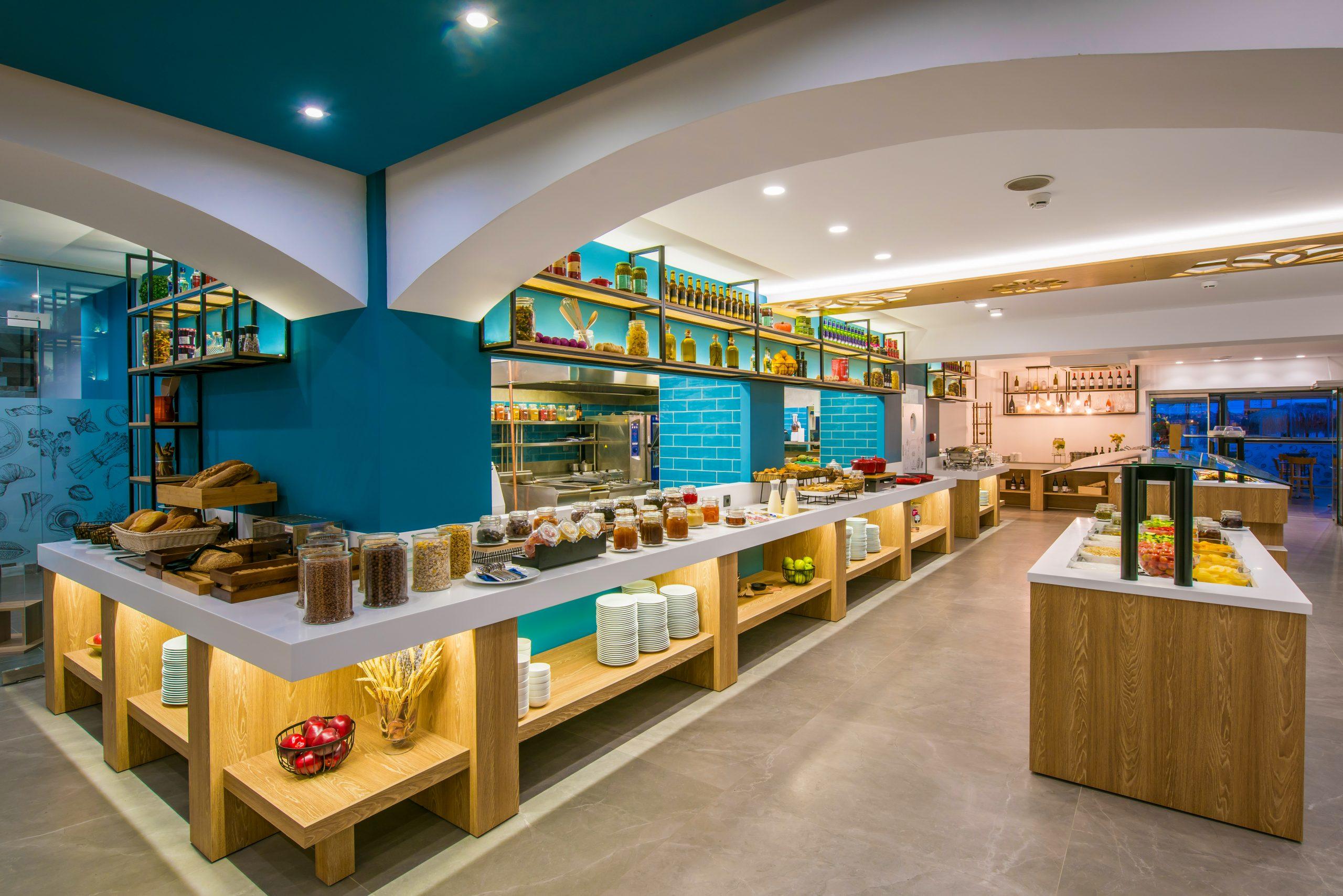 Agora main restaurant